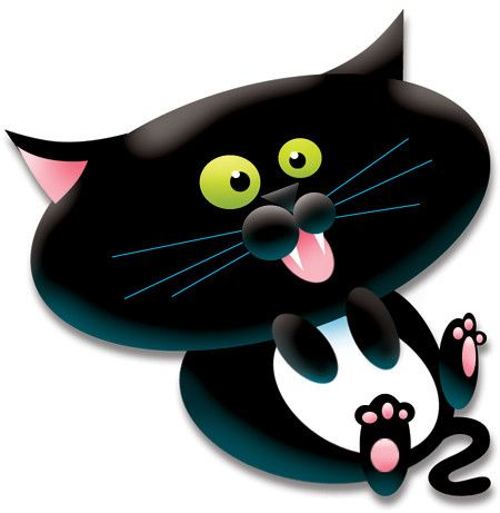 Images chats rigolos page 4 - Dessins de chats rigolos ...