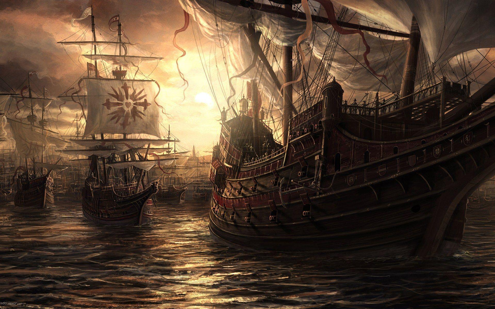 Images bateaux de pirates - Image bateau pirate ...