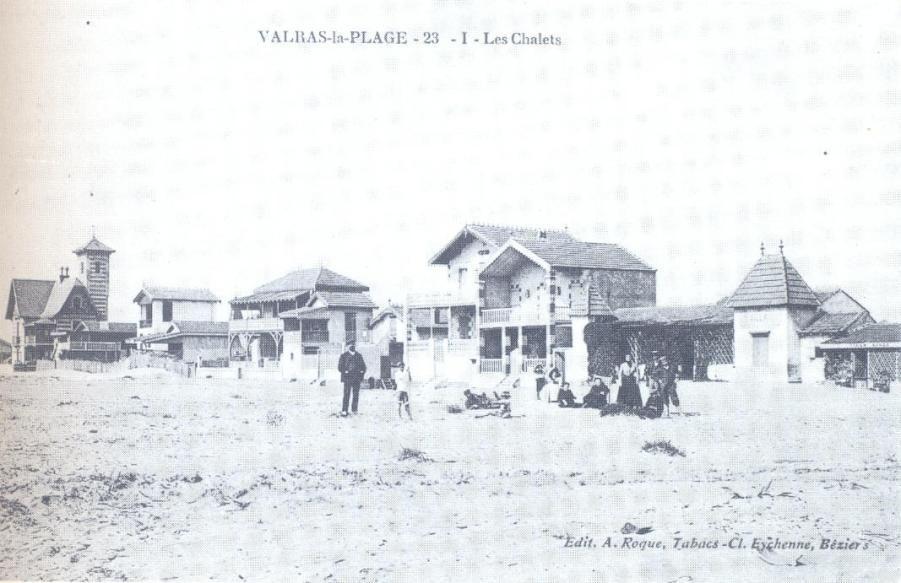 cartes photos anciennes herault